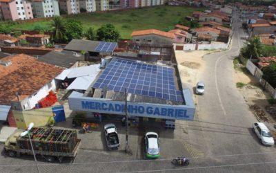 MERCADINHO SOUZA & LIMA – 30KW PARNAMIRIM