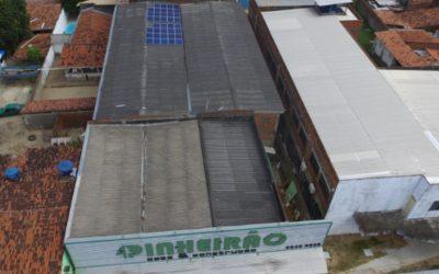 PINHEIRÃO MATERIAL DE CONSTRUÇÃO – 10KW – PARNAMIRIM