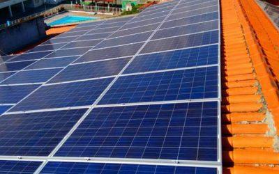 POUSADA DO SHEIK 30kW – ITABAIANA – 1ª Usina Fotovoltaica de SE
