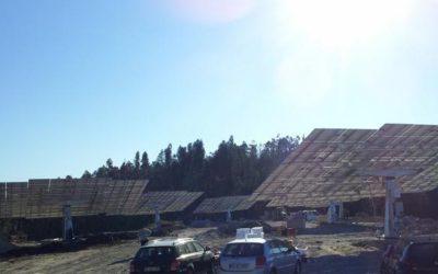 Central Fotovoltaica ENERBRAS – PENAFIEL – PORTUGAL 100 kW